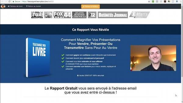 Fitnesssuccess learnybox informations 2020 – avis Complet 2020